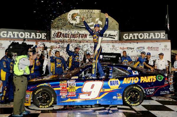Chase Elliott Class of Nationwide Field Once Again at Darlington [Getty Images for NASCAR]