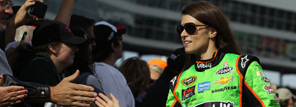 Turner Scott Motorsports announced that Danica Patrick will drive for them in the Drive4COPD 300 February 22, 2014 [Turner Scott Motorsports]